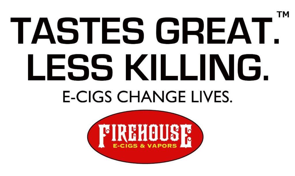 Electronic Cigarettes & Vape Shop - Firehouse E-Cigs